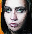 Fiona Apple fan art Fiona Apple portrait 26 December 2013